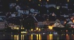 Zug @ night, Switzerland