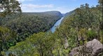 Nepean Gorge near Warragamba, NSW, Australia
