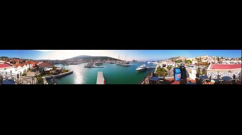 Cesme Izmir Turkey Marina