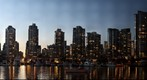 Yaletown Condos - Dusk