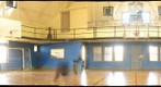 Bball court Homestead Library
