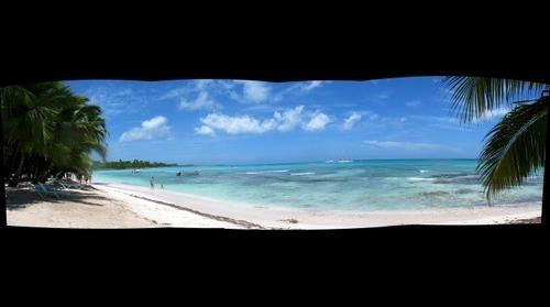 Caribe: Isla Saona