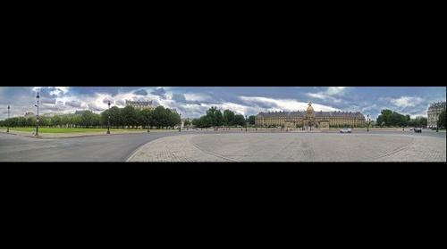 Place des Invalides Paris