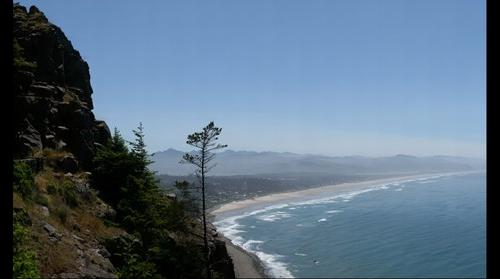 Northern Oregon Coast and Beach