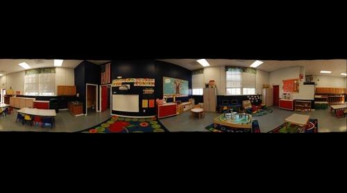 Room at community center