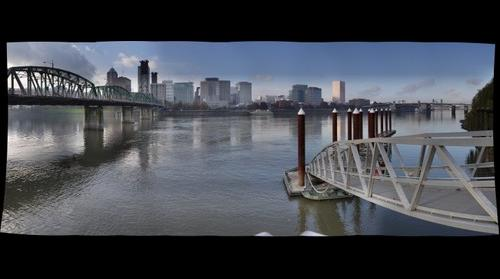 Hawthorne Bridge. Portland, OR