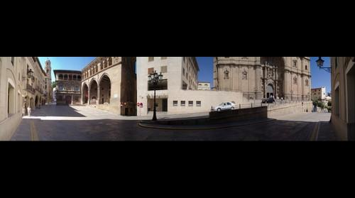 Plaza de Espana, Alcaniz