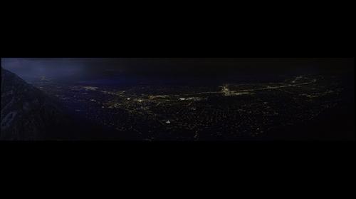 Utah Valley @ Night