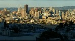 San Francisco Cityscape - Sun and Shade