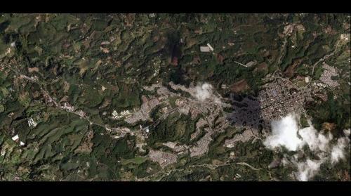 Calarcá - Quindío - Vista aérea - Clic aquí para ver en Gigapan.org