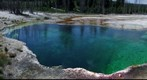 Pool In Yellowstone