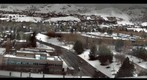 Salt Lake City Snow day from our gigavision timelapse camera