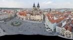 Prague from Town Hall Tower