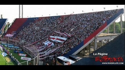 San Lorenzo vs River Plate - Bajo Flores - Buenos Aires - Argentina