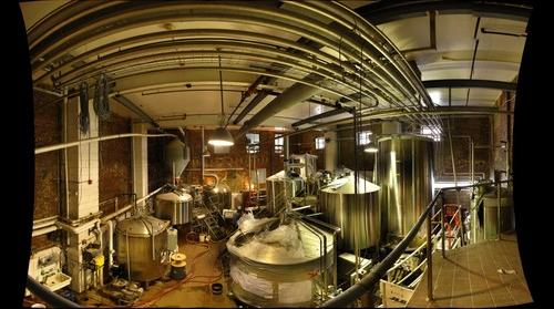 Brooklyn Brewery: Installing the New Brewery Room