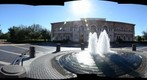 Glorious Morning in Late November 1/3 - Jamail Plaza - a 360-Degree Panorama