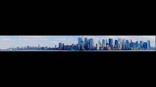 Manhattan Panorama, 27 November 2010