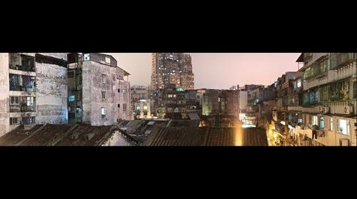 Macau Inner Harbor