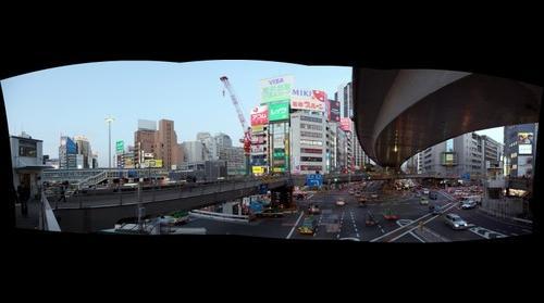 Tokyo, Shibuya Station