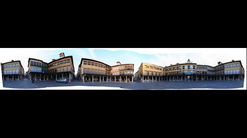Plaza Tordesillas