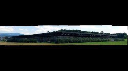 Werkerweiterung Fensterfabrik Hagendorn-Cham/Schweiz