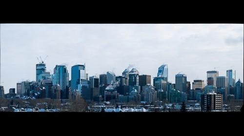 Calgary at -30