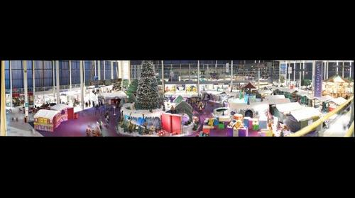 Milton Keynes Christmas Display