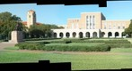 Rice University: Rayzor Hall, Willy, Pitman Tower, Fondren Library and Anderson Hall