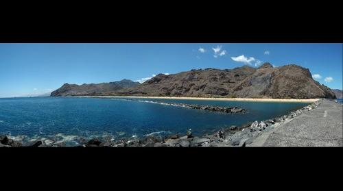 Tenerife Beach San Andres