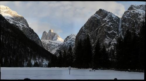 Drei Zinnen - Tre Cime di Lavaredo - Three peaks of Lavaredo