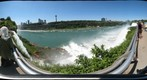 Niagara Falls  - American Falls lower deck