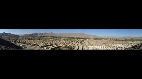 Vista Ciudad de Copiapo