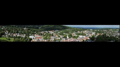 view over koenigstein
