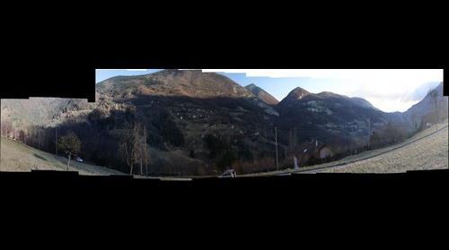 Panoramique de le Mearie
