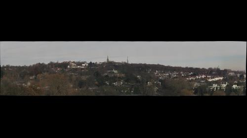 Panorama of Highgate Hill