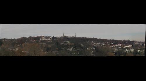 Panorama of Highgate Hill