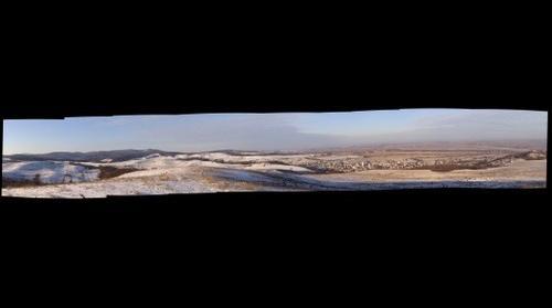 Kelet-Mecsek és Váralja 2010. december 28-án