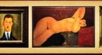 AMEDEO MODIGLIANI COLLAGE HD