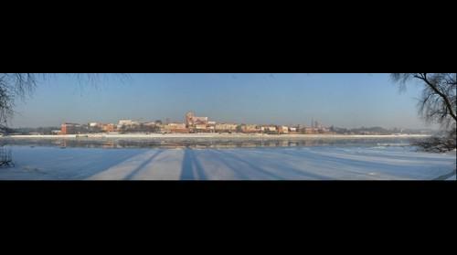 Torun, Winter