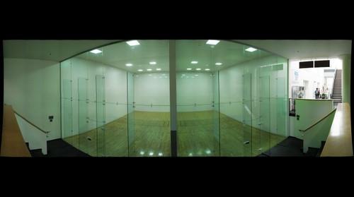 UC Raquetball Court