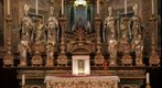 ALTARE MAGGIORE PARTICOLARE