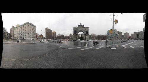 Arch de New York
