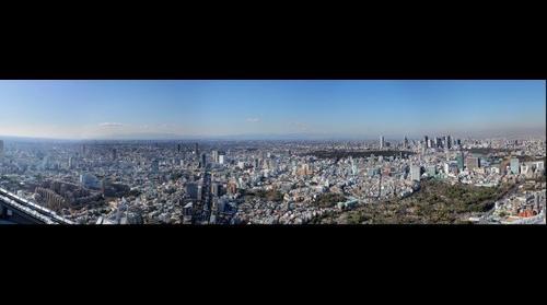 Tokyo - Roppongi Mori Tower