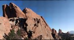 Garden of the Gods, Kissing Camels