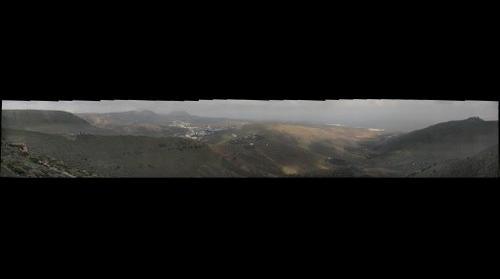 Lanzarote - Harda und Meerblick