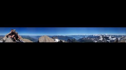 360° Haute Cime