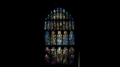 St John's Tiffeny Window
