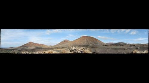 Lanzarote - Vulkanlandschaft I