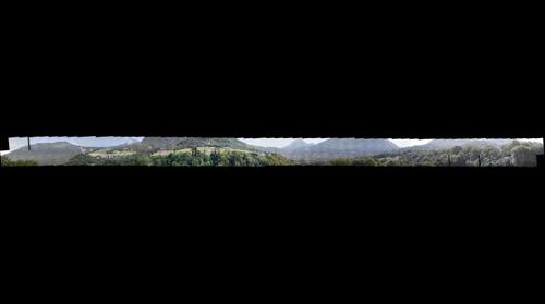 Vue de Quaix-en-Chartreuse de Pont de Vence