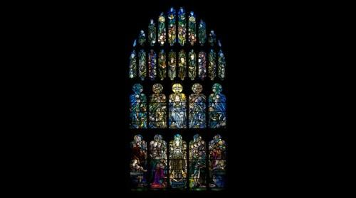 St John's Tifany Window